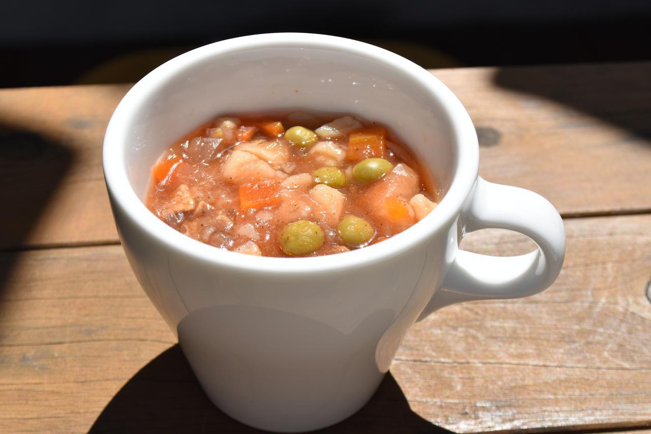 画像: スープ ¥300(税込)