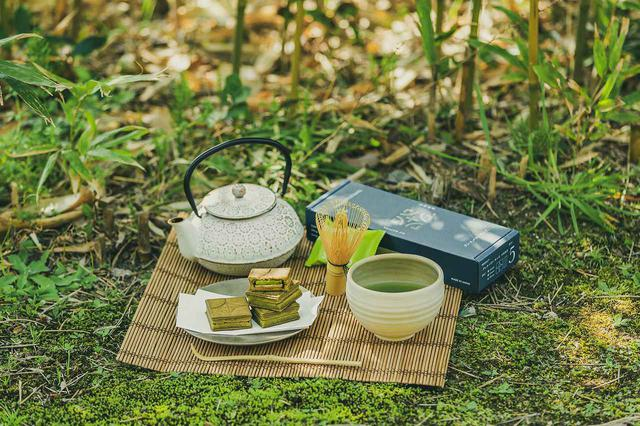 画像: 新緑の季節にぴったりな地域限定フレーバーが全国に再登場! フレッシュバター×抹茶「バターサンド〈宇治抹茶〉」