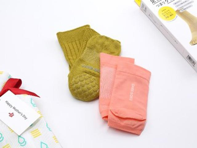 画像4: 人気の靴下を組み合わせた「母の日ギフトセット」が期間限定で登場!
