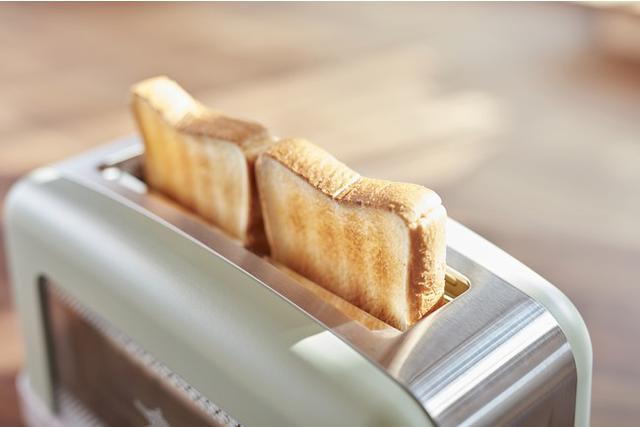 画像2: 『Aladdin グラファイト ポップアップトースター』美味しいトーストはもちろん、冷凍トースト ・ベーグル・あたための4モード搭載!