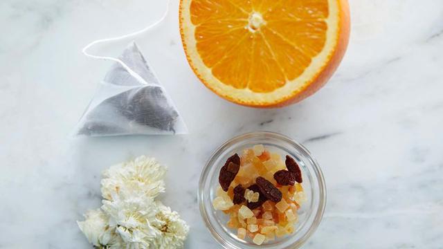 画像5: 【DEAN & DELUCA】シーズナルドリンク「香り華やぐ、フラワーフルーツティー」