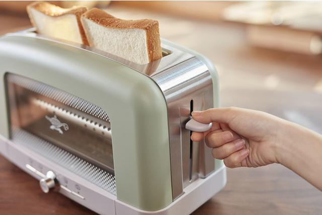 画像3: 『Aladdin グラファイト ポップアップトースター』美味しいトーストはもちろん、冷凍トースト ・ベーグル・あたための4モード搭載!