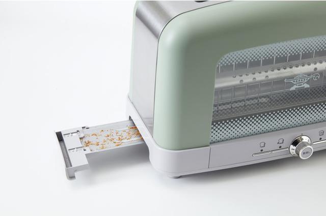 画像8: 『Aladdin グラファイト ポップアップトースター』美味しいトーストはもちろん、冷凍トースト ・ベーグル・あたための4モード搭載!
