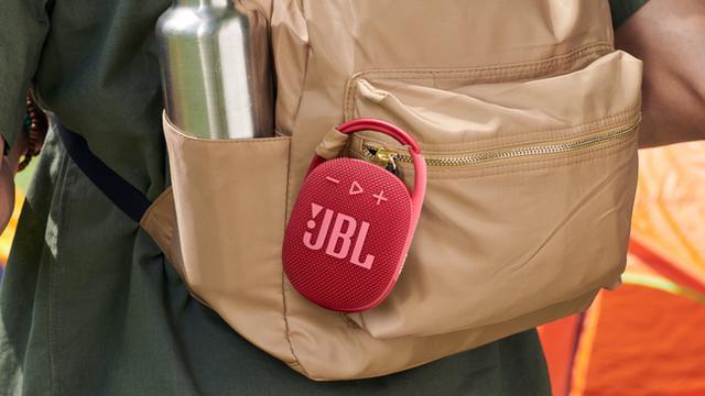 画像2: ポータブルBluetoothスピーカー「JBL CLIP4」が新発売