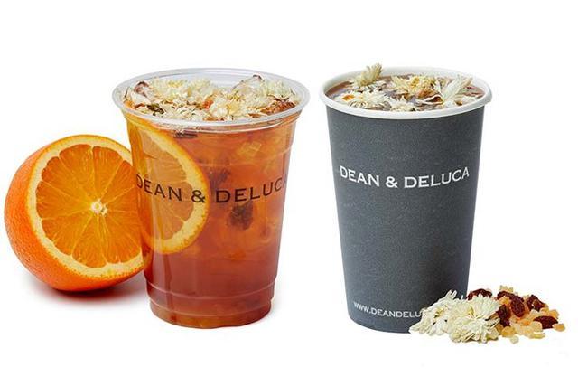 画像4: 【DEAN & DELUCA】シーズナルドリンク「香り華やぐ、フラワーフルーツティー」