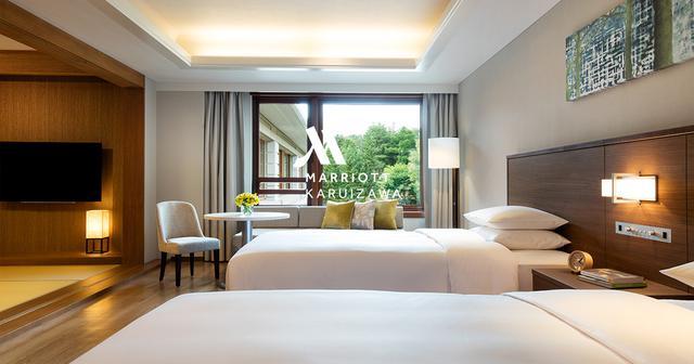 画像: 軽井沢マリオットホテル | Karuizawa Marriott Hotel