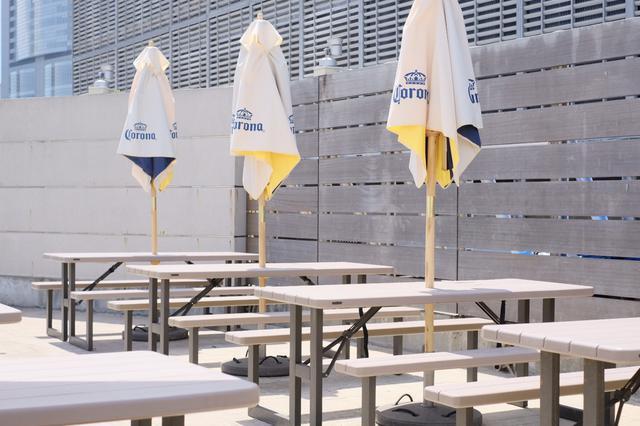 画像9: 【試食レポ】ラグジュアリーな新しいスタイルのバーベキュー空間がリニューアル⭐︎ルミネエスト新宿屋上「WILDBEACH SHINJUKU」