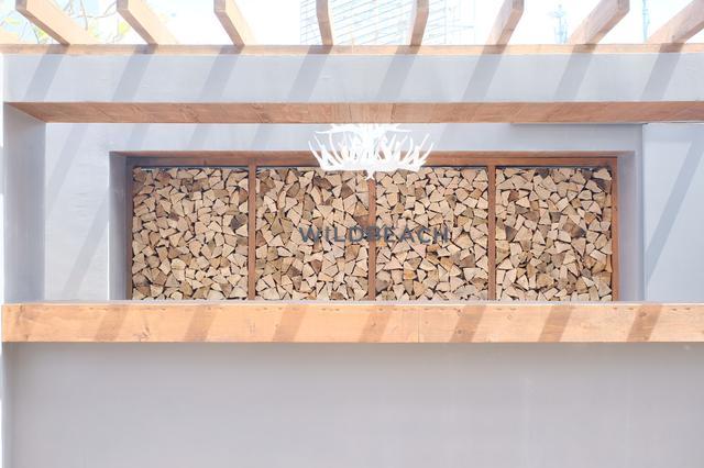 画像2: 【試食レポ】ラグジュアリーな新しいスタイルのバーベキュー空間がリニューアル⭐︎ルミネエスト新宿屋上「WILDBEACH SHINJUKU」