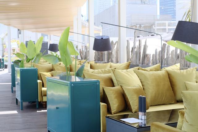 画像3: 【試食レポ】ラグジュアリーな新しいスタイルのバーベキュー空間がリニューアル⭐︎ルミネエスト新宿屋上「WILDBEACH SHINJUKU」