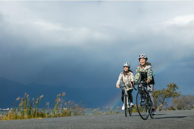 画像2: 【琵琶湖マリオットホテル】宿泊プラン「サイクリング&カヤックで琵琶湖の自然を探求」