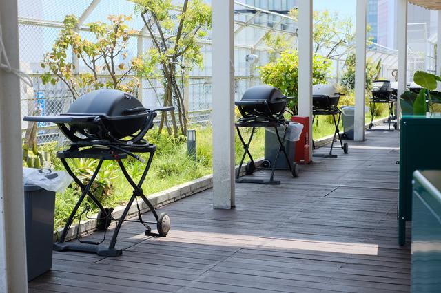画像4: 【試食レポ】ラグジュアリーな新しいスタイルのバーベキュー空間がリニューアル⭐︎ルミネエスト新宿屋上「WILDBEACH SHINJUKU」