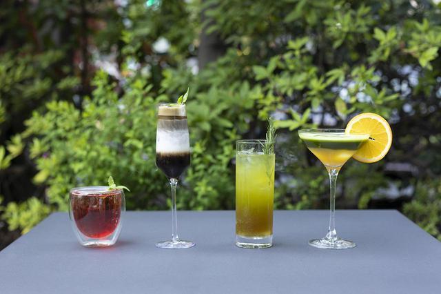 画像: 「お茶モクテル」が初登場!ノンアル派に向けて4種の日本茶を使い新開発