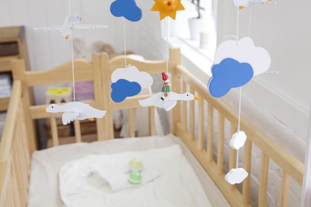 画像: 赤ちゃん用モビールを選ぶ時のポイント