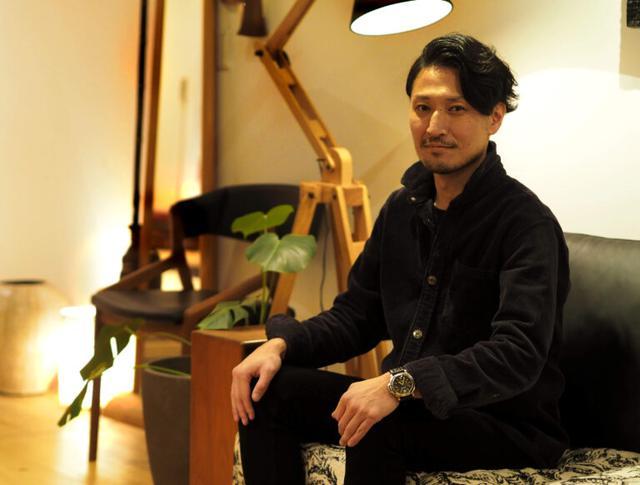 画像: 教えてくれるのは、ルームアート松井の久保さん