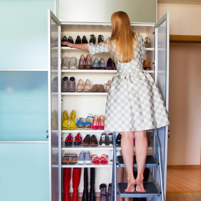 画像: 靴箱の収納9つのアイディア!お手ごろ価格の便利グッズでスッキリとまとめよう | くらしマグネット