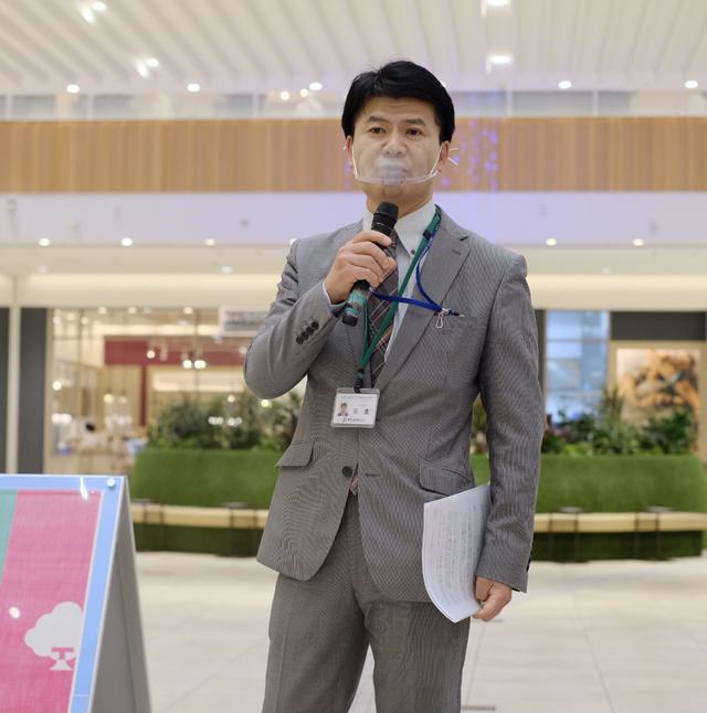 画像: 株式会社セブン&アイ・クリエイトリンク グランツリー武蔵小杉 支配人 石渡誠 氏