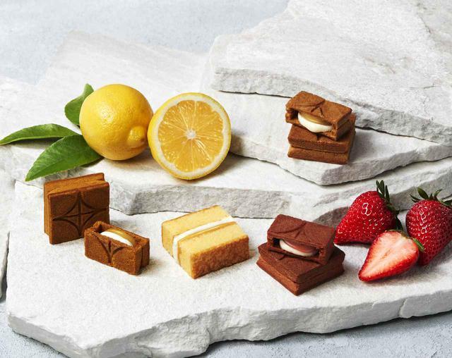画像4: 濃厚なバターがじゅわっと口の中で広がるバターケーキが初登場!