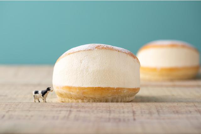 画像: 生クリーム専門店ミルクより新発売!レモンのツブツブ感とほんのり黄色のクリームが夏らしい新商品