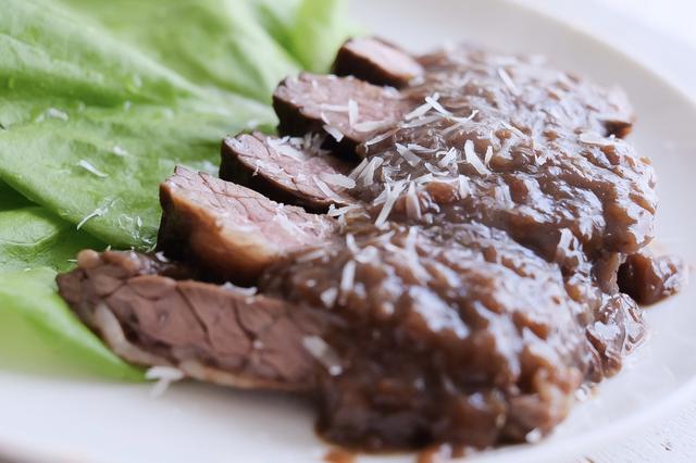 画像3: 牛ハラミ肉のビステッカ