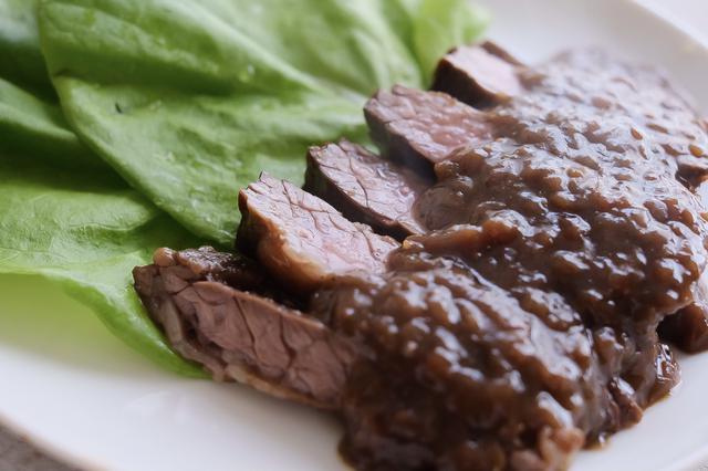 画像2: 牛ハラミ肉のビステッカ