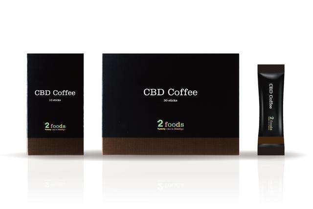 画像1: リラックスタイムにぴったりの新しいドリンクパウダー「CBDコーヒーパウダー」「CBD抹茶パウダー」