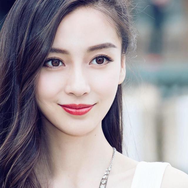 画像: チャオボーグメイクでお手本にしているアジア女子たちが多い、中国出身のアンジェラベイビー。 完璧な顔立ちで本当にお美しいですね〜♪