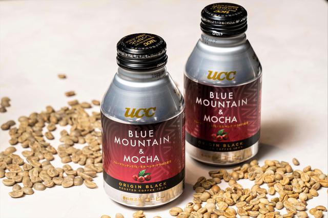画像: 【試飲レポ】特別な豆の、特別なブラック!「UCC ORIGIN BLACK ブルーマウンテン&モカ リキャップ缶 275g」新登場