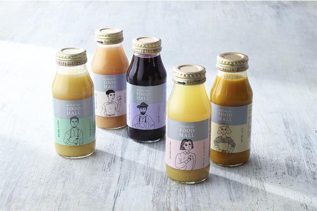 画像1: キハチの味をご自宅で!グローサリーギフトの新商品を、オンラインショップで順次発売!