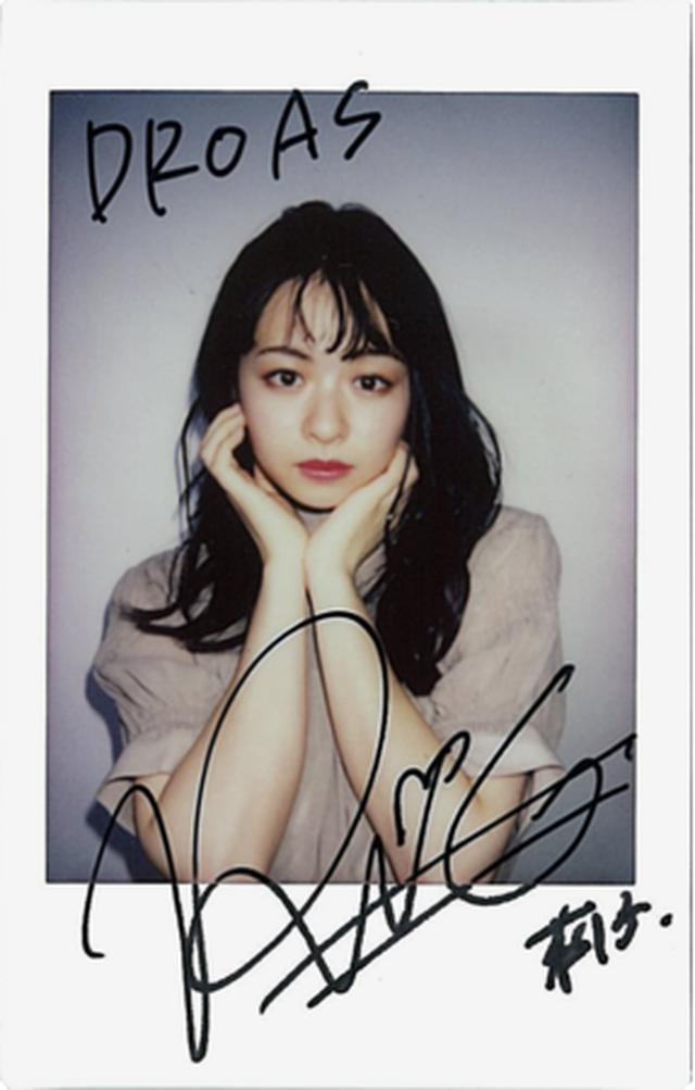 画像9: DROASのブランドアンバサダーにモデル/女優の莉子さんが就任!