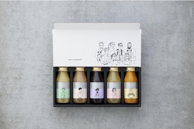 画像2: キハチの味をご自宅で!グローサリーギフトの新商品を、オンラインショップで順次発売!