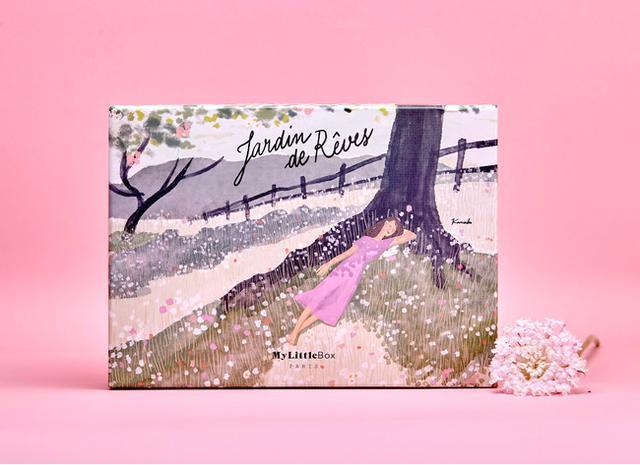 画像: My Little Box 5月のテーマは「Jardin de Rêves」
