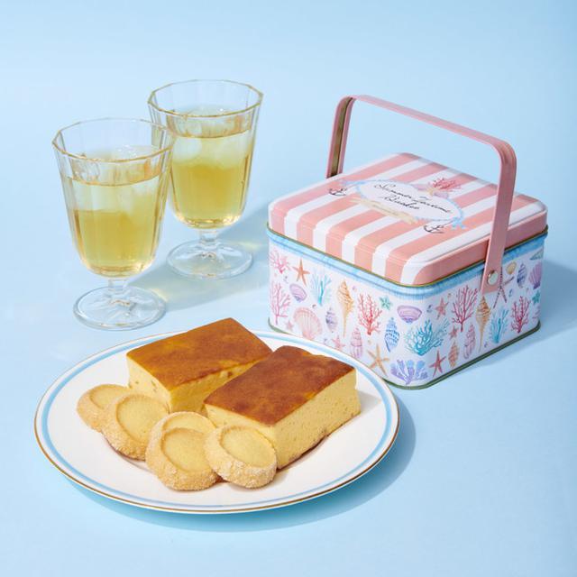 画像5: ひんやり紅茶のシャーベットとフルーティーで飲みやすいビネガー