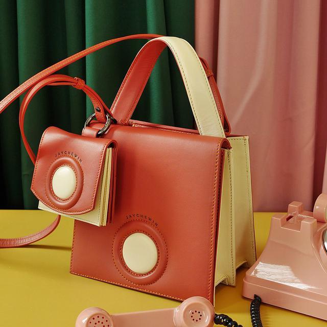 画像: Special Set 25% Discount - Hello with Hello Mini - Bag and Wallet Set - JAYCHEWIN  - トート・ハンドバッグ | Pinkoi
