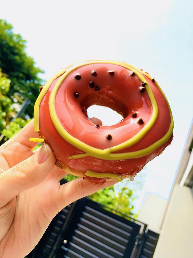 画像3: 【試食レポ】早くも夏キターーーー!!!!! クリスピー・クリーム・ドーナツの新作が可愛くて美味しくて止まらない♡