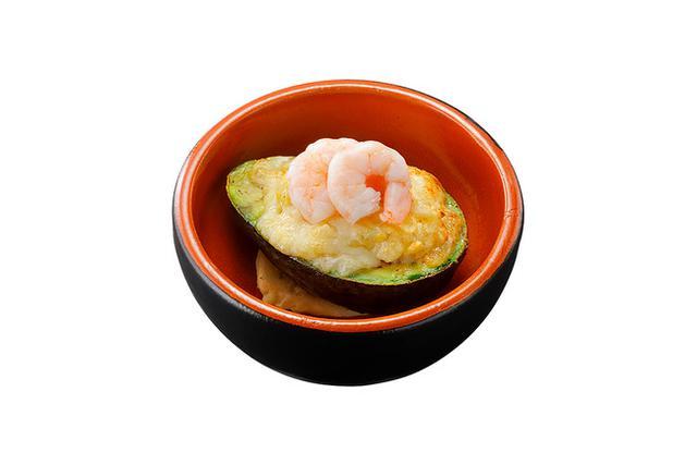 画像: アボカドチーズ焼き