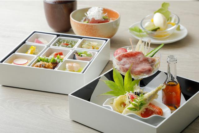 画像2: 【琵琶湖マリオットホテル】旬の食材を取り入れた清涼感を感じるランチボックス「Summer Lunch Box」を発売
