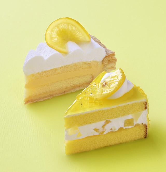 画像: 銀座コージーコーナーの「瀬戸内レモンのパイ」