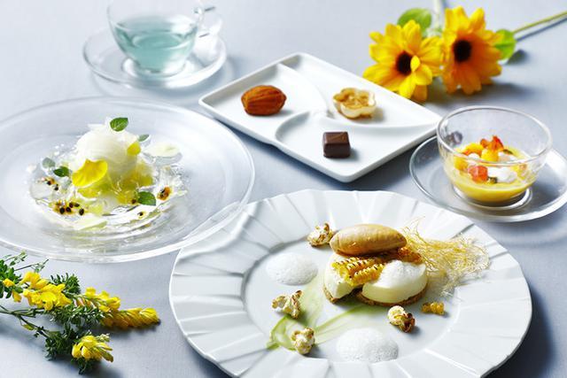 画像1: 【スイーツ好き必見!】ヘルシーをテーマに夏野菜をあしらったデザート4品
