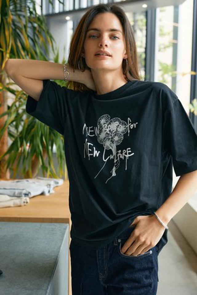 """画像8: """"着た人が楽しくなる""""をテーマにシルエットにこだわったデニムとメッセージロゴTシャツの4型を発売"""