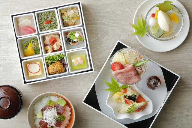 画像1: 【琵琶湖マリオットホテル】旬の食材を取り入れた清涼感を感じるランチボックス「Summer Lunch Box」を発売