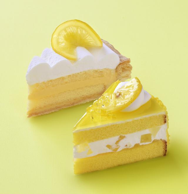 画像: 【銀座コージーコーナー】レモンのすがすがしい香りで、おうちリフレッシュ♪4月2日より、「瀬戸内レモン」のスイーツ5品が登場。