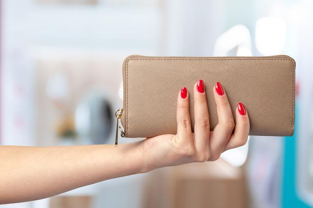 画像: 使い勝手抜群のピーカブー 財布