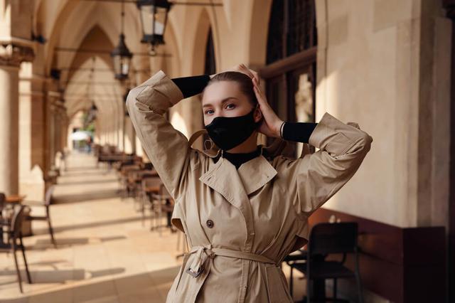 画像: マスク着用時の注意点
