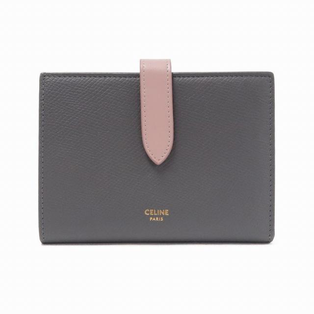 画像: 二つ折り財布