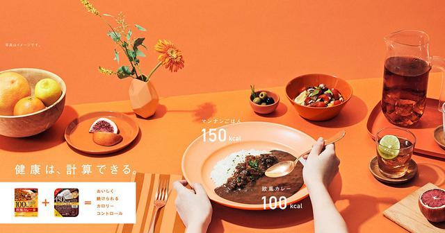 画像: 大塚食品|マイサイズ~健康は、計算できる。