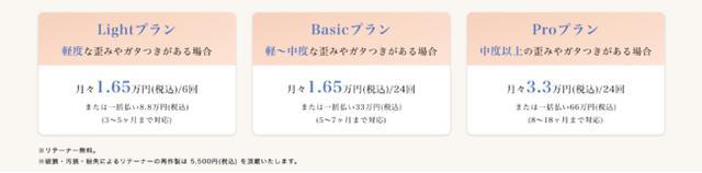 画像: 月々4700円からの支払い方法も可能に!