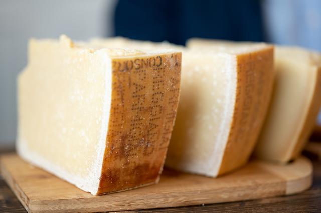 画像: どんなチーズなの?!