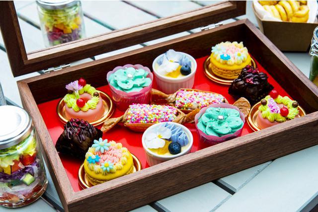 画像3: 【東京マリオットホテル】オープンエアのテラスで楽しむアメリカンな贅沢ピクニック「グランピクニック」