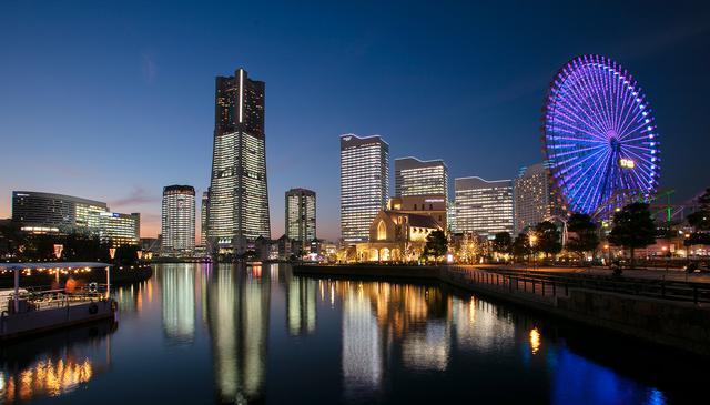画像: 横浜ロイヤルパークホテル|みなとみらい 夜景の綺麗なホテル