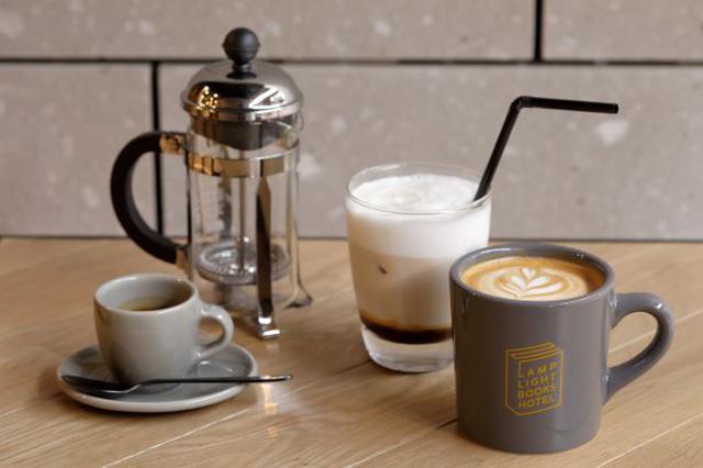 画像1: カフェについて